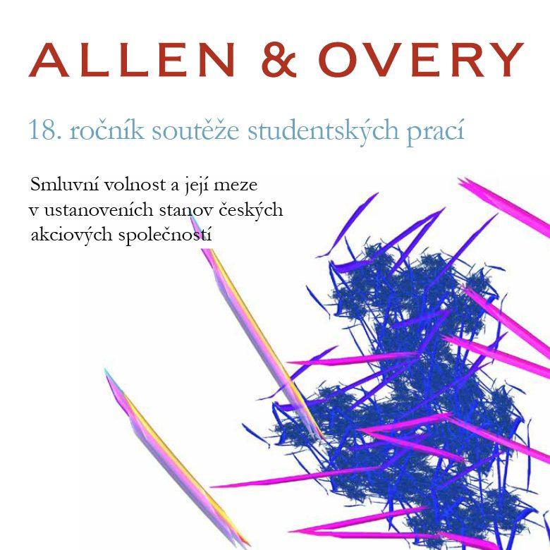 Rozhovor s vítězem Allen & Overy Essay Competition 2017/2018