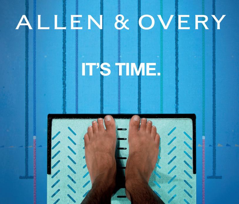 Dvoutýdenní letní stáž u Allen & Overy