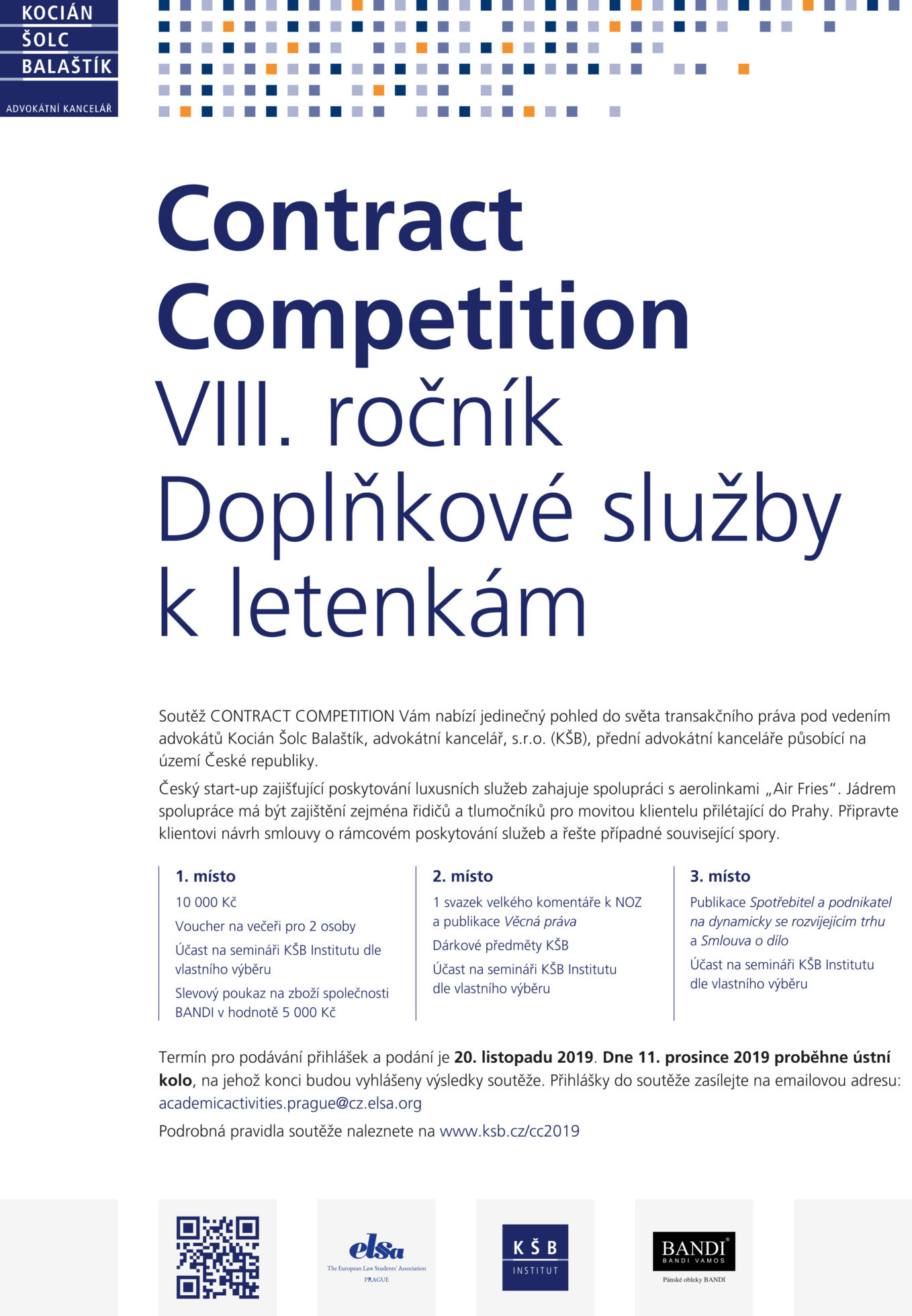 Contract Competition 2019