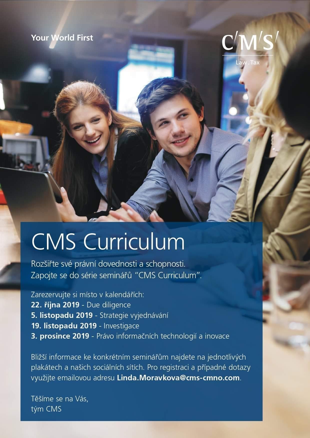 CMS Curriculum