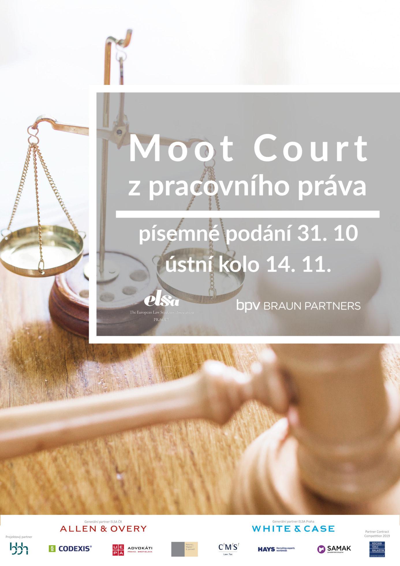 Moot Court z pracovního práva