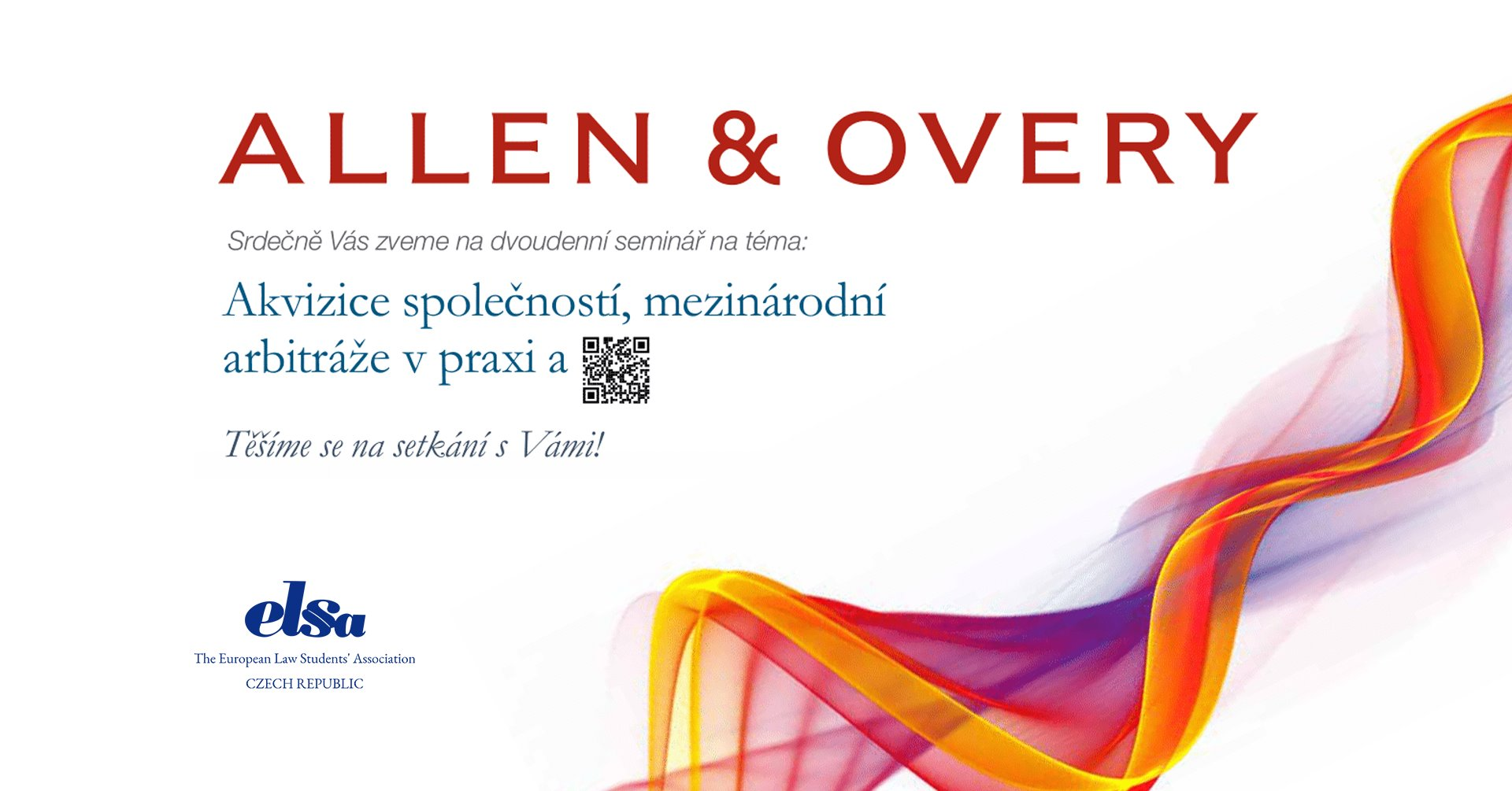 Allen & Overy Legal Workshop