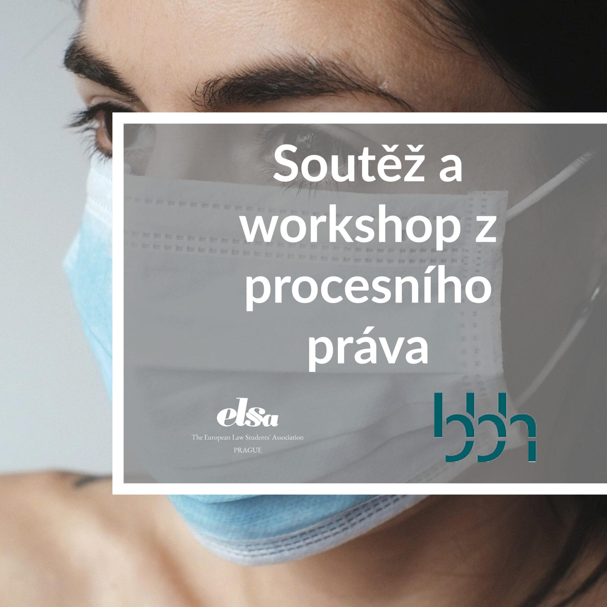 Soutěž a workshop z procesního práva