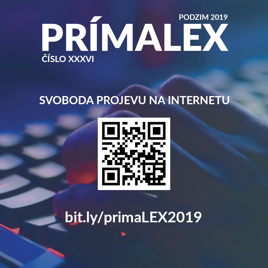 PrímaLEX Podzim 2019