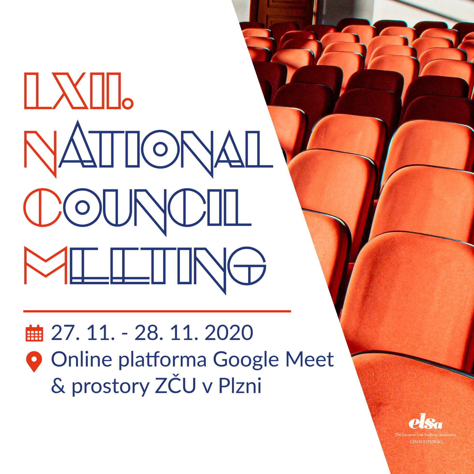 LXII. National Council Meeting